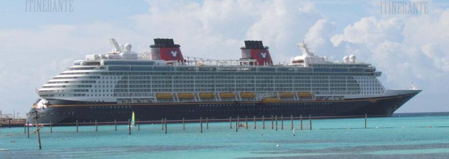 Família Itinerante - Disney Cruise Line - Navios Disney